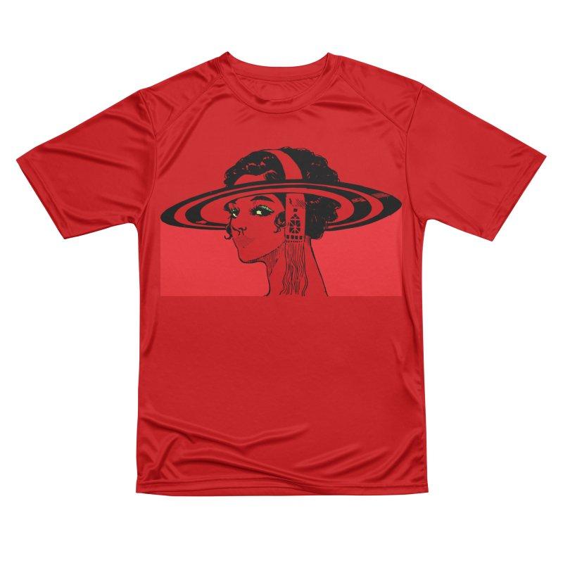 Brim Hat Women Women's Performance Unisex T-Shirt by Artdrips's Artist Shop