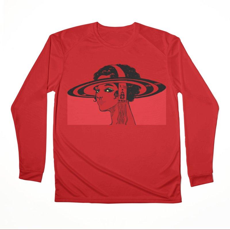 Brim Hat Women Women's Performance Unisex Longsleeve T-Shirt by Artdrips's Artist Shop