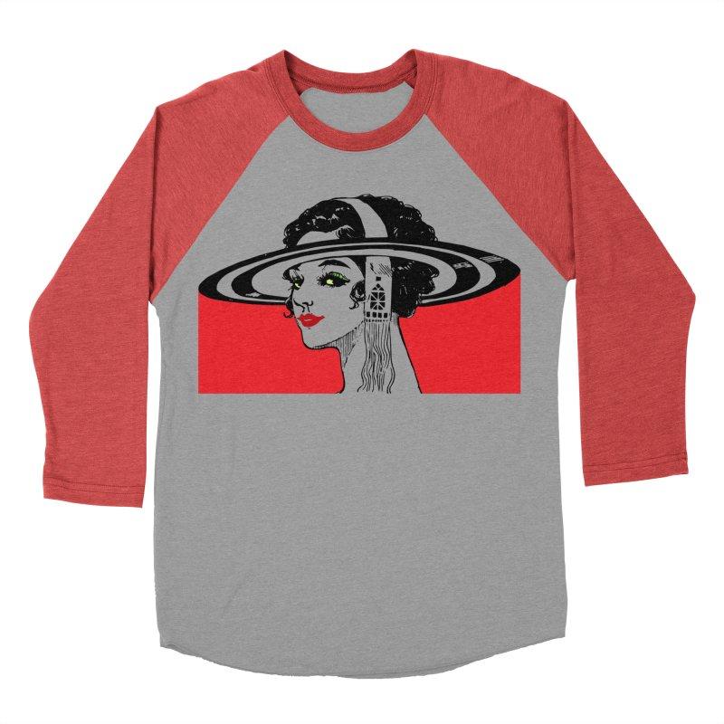 Brim Hat Women Women's Baseball Triblend Longsleeve T-Shirt by Artdrips's Artist Shop