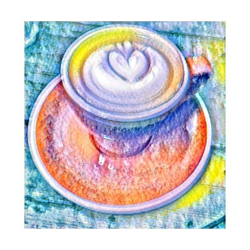 Spring Coffee Cup by Artdrips's Artist Shop