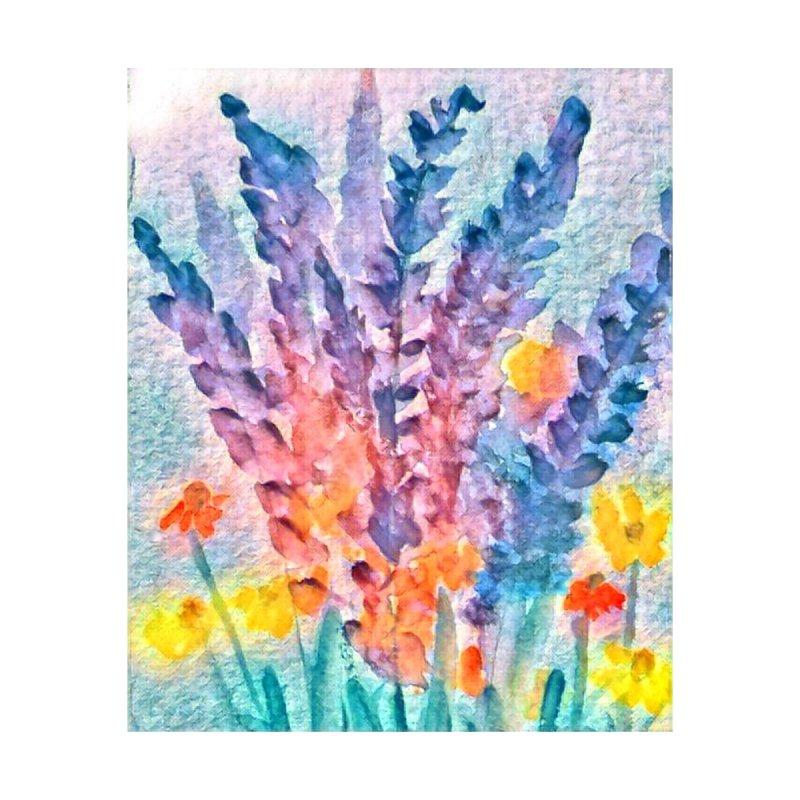 Wild flowers in spring by Artdrips's Artist Shop