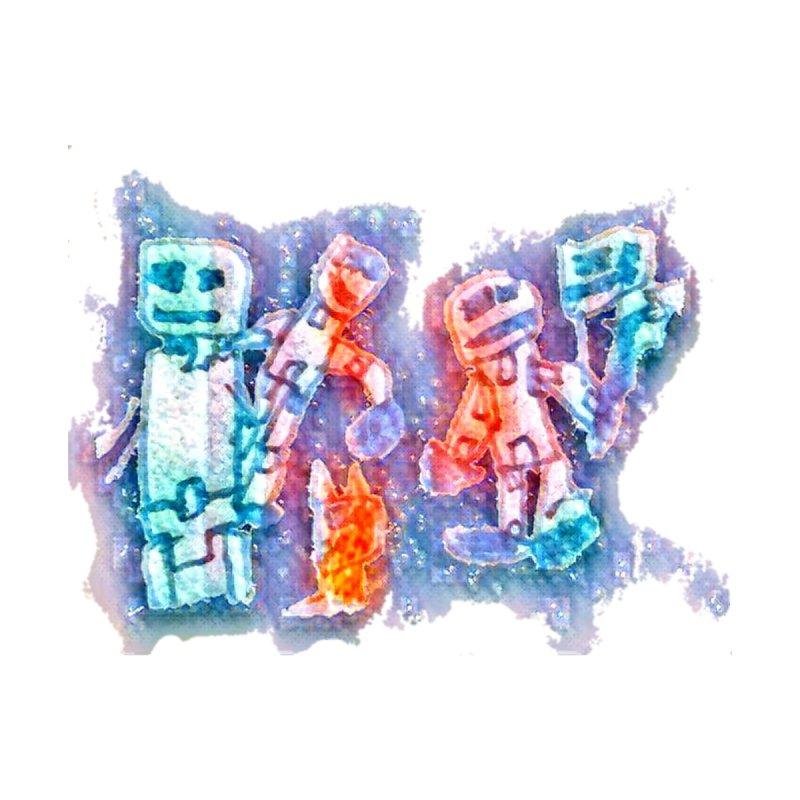 Robot Friends by Artdrips's Artist Shop