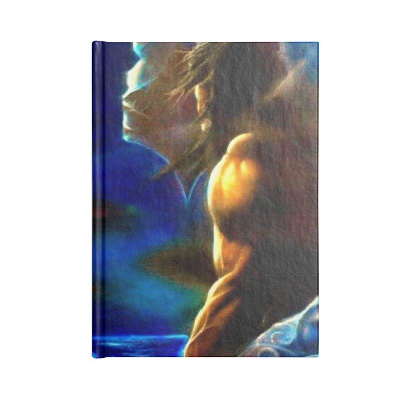 Home Accessories Notebook by Artdrips's Artist Shop