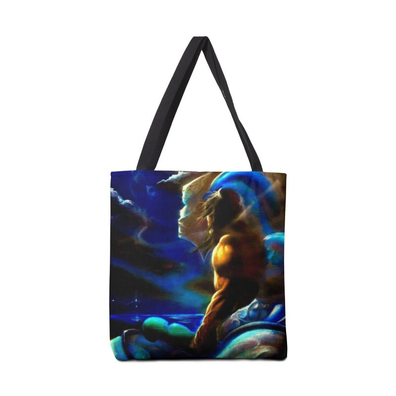 Home Accessories Tote Bag Bag by Artdrips's Artist Shop