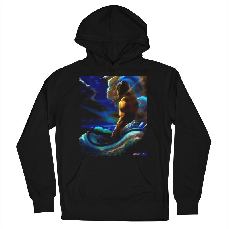 Home Women's French Terry Pullover Hoody by Artdrips's Artist Shop