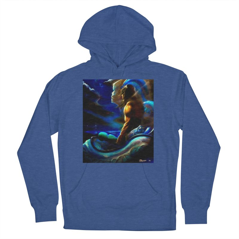 Home Men's French Terry Pullover Hoody by Artdrips's Artist Shop