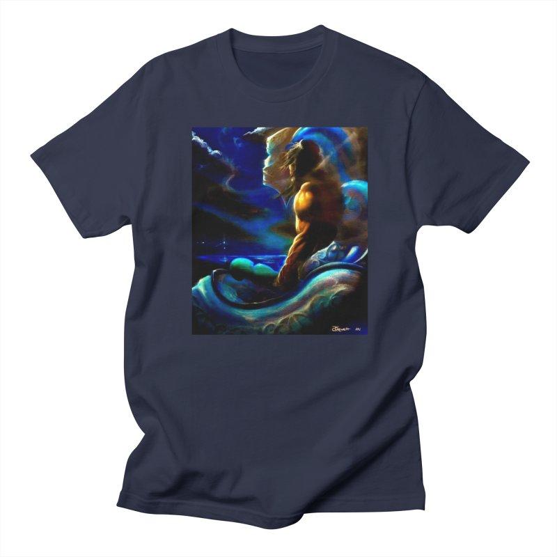 Home Women's Regular Unisex T-Shirt by Artdrips's Artist Shop