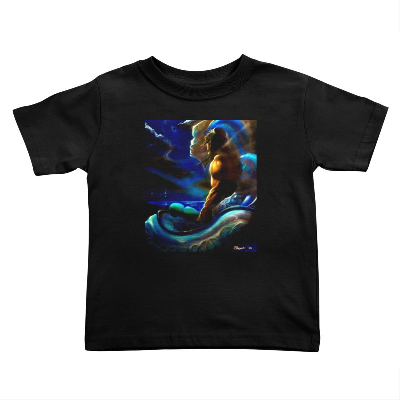 Home Kids Toddler T-Shirt by Artdrips's Artist Shop