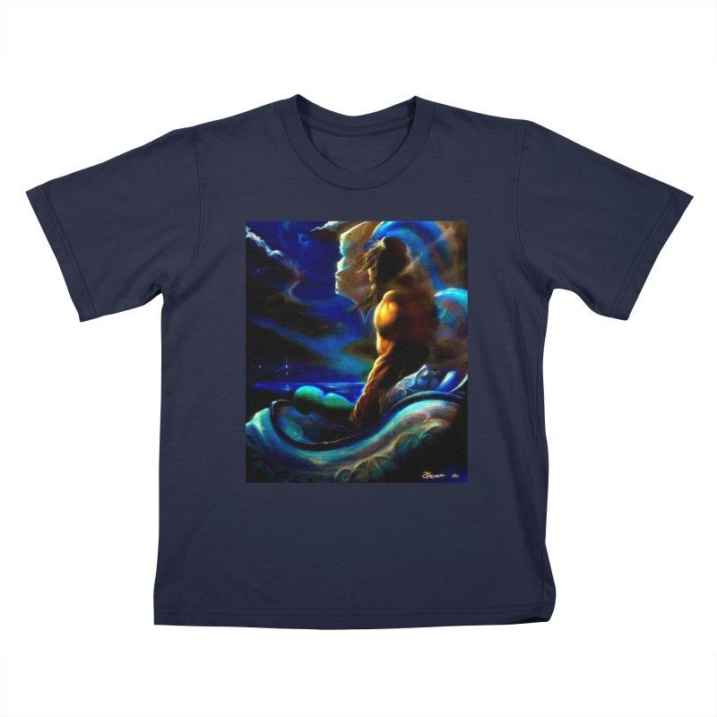 Home Kids T-Shirt by Artdrips's Artist Shop