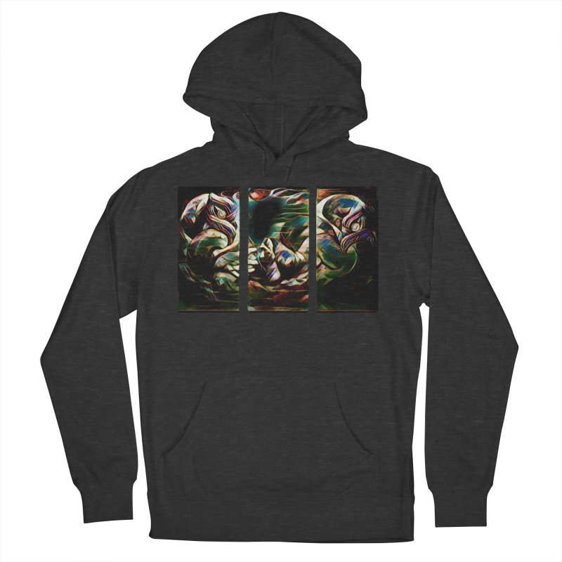 Awhi Rito Men's French Terry Pullover Hoody by Artdrips's Artist Shop