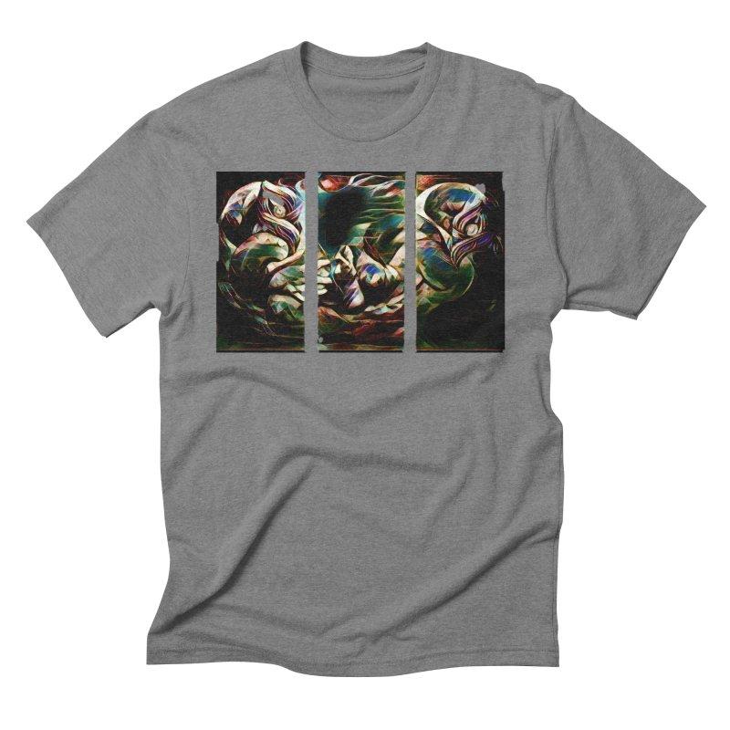 Awhi Rito Men's Triblend T-Shirt by Artdrips's Artist Shop