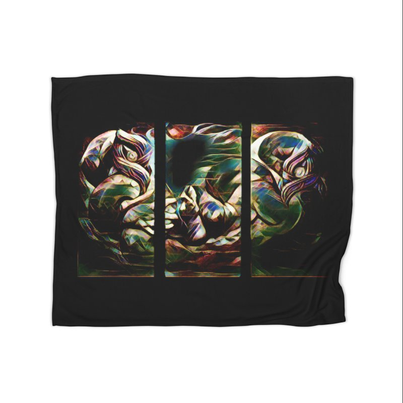 Awhi Rito Home Blanket by Artdrips's Artist Shop