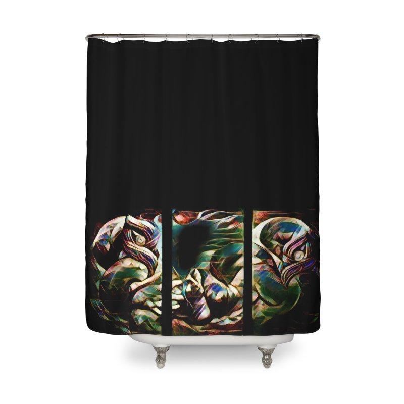 Awhi Rito Home Shower Curtain by Artdrips's Artist Shop