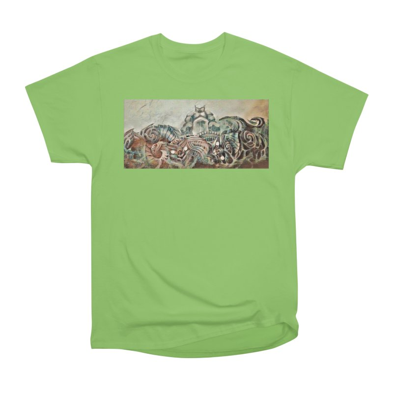 Tu Tangata Men's Heavyweight T-Shirt by Artdrips's Artist Shop