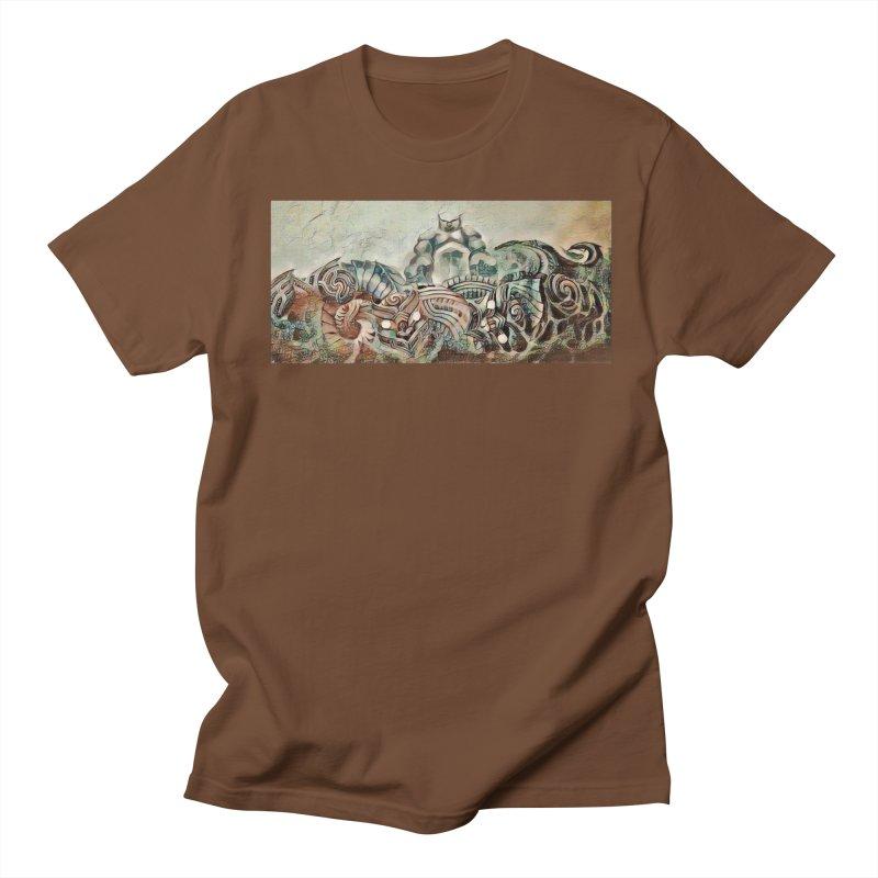 Tu Tangata Men's Regular T-Shirt by Artdrips's Artist Shop