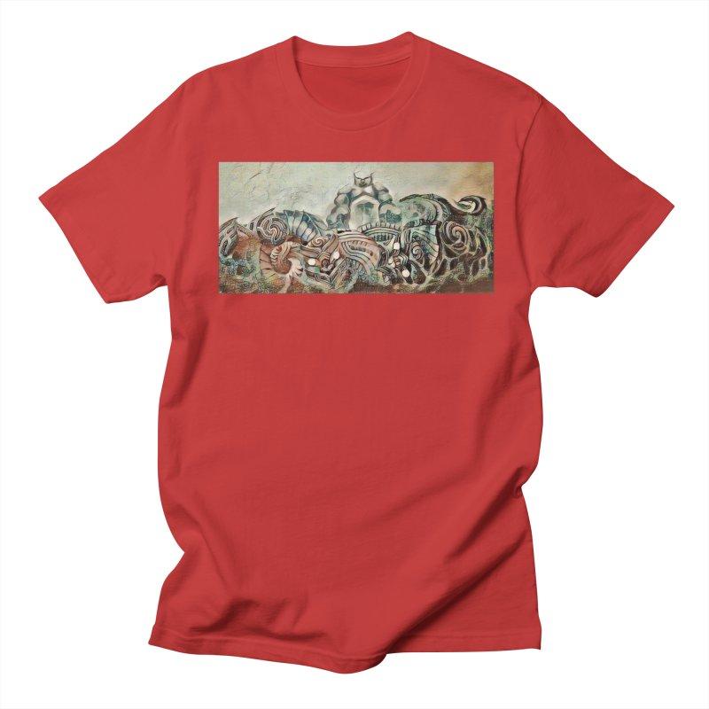 Tu Tangata Women's Regular Unisex T-Shirt by Artdrips's Artist Shop