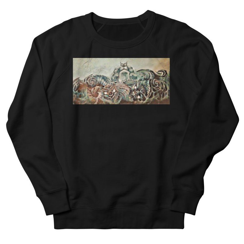 Tu Tangata Women's French Terry Sweatshirt by Artdrips's Artist Shop