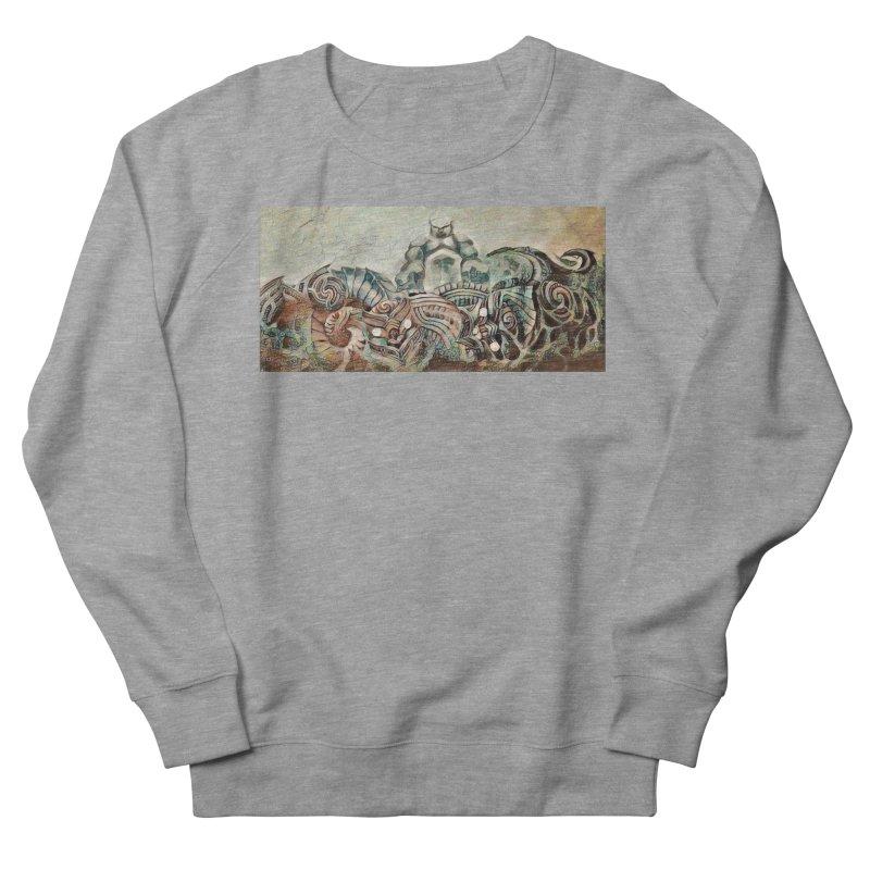 Tu Tangata Men's French Terry Sweatshirt by Artdrips's Artist Shop