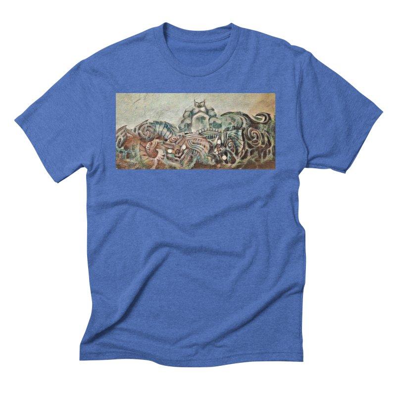 Tu Tangata Men's Triblend T-Shirt by Artdrips's Artist Shop