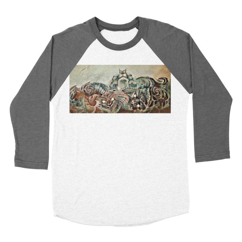 Tu Tangata Women's Baseball Triblend Longsleeve T-Shirt by Artdrips's Artist Shop