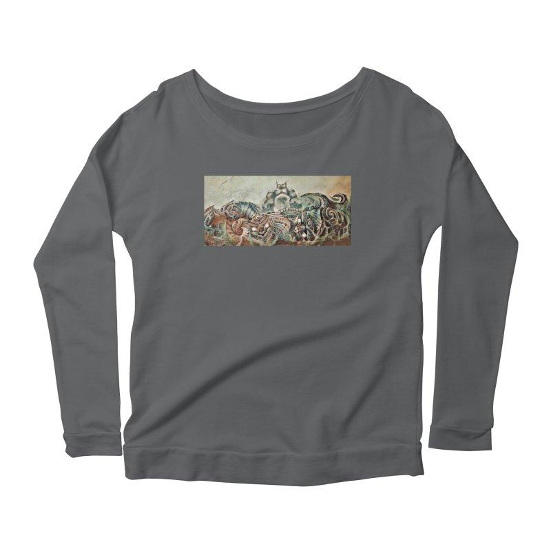 Tu Tangata Women's Scoop Neck Longsleeve T-Shirt by Artdrips's Artist Shop
