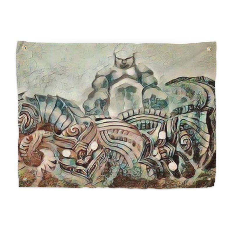 Tu Tangata Home Tapestry by Artdrips's Artist Shop