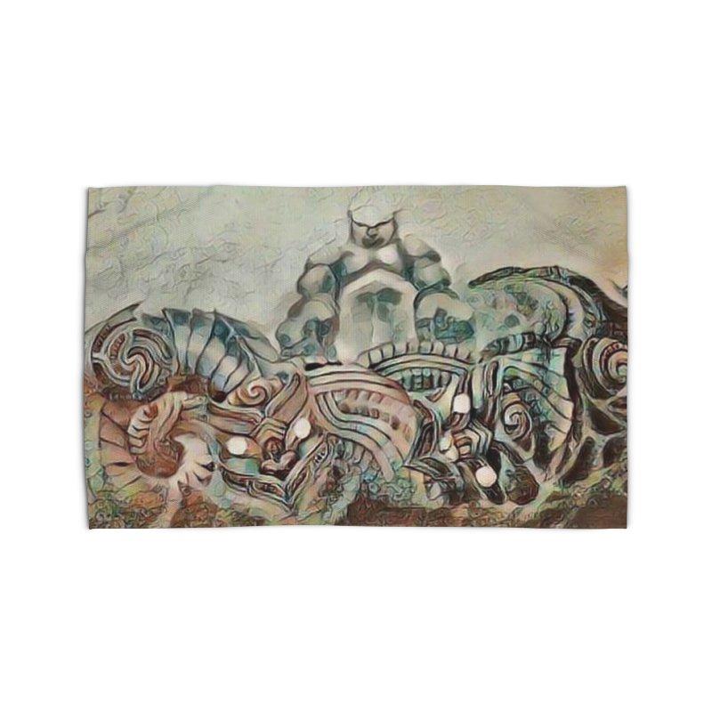 Tu Tangata Home Rug by Artdrips's Artist Shop