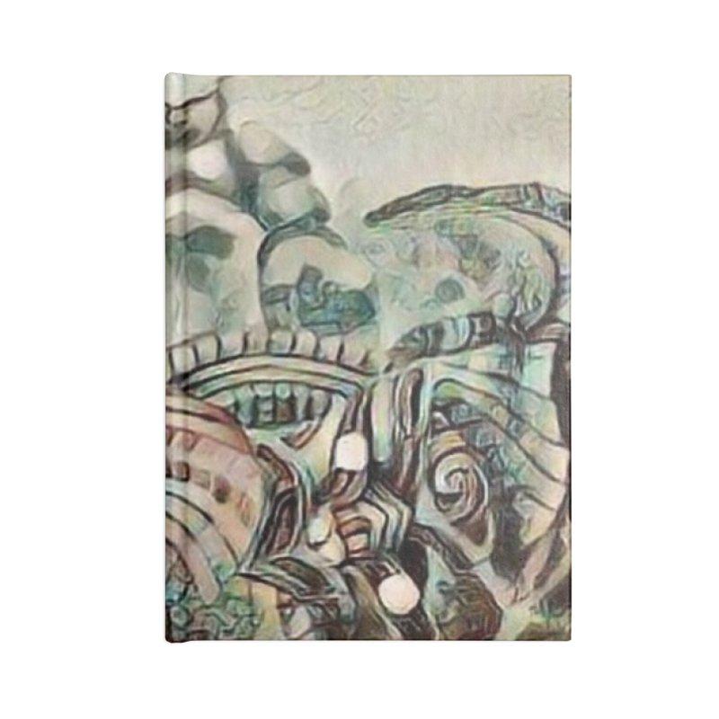 Tu Tangata Accessories Notebook by Artdrips's Artist Shop