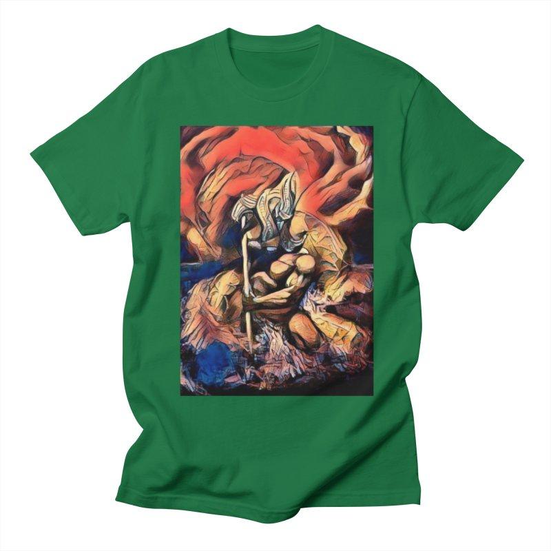 Battle at sea Women's Regular Unisex T-Shirt by Artdrips's Artist Shop