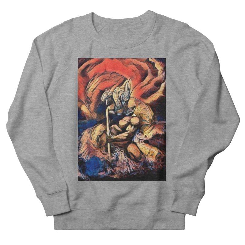 Battle at sea Women's French Terry Sweatshirt by Artdrips's Artist Shop