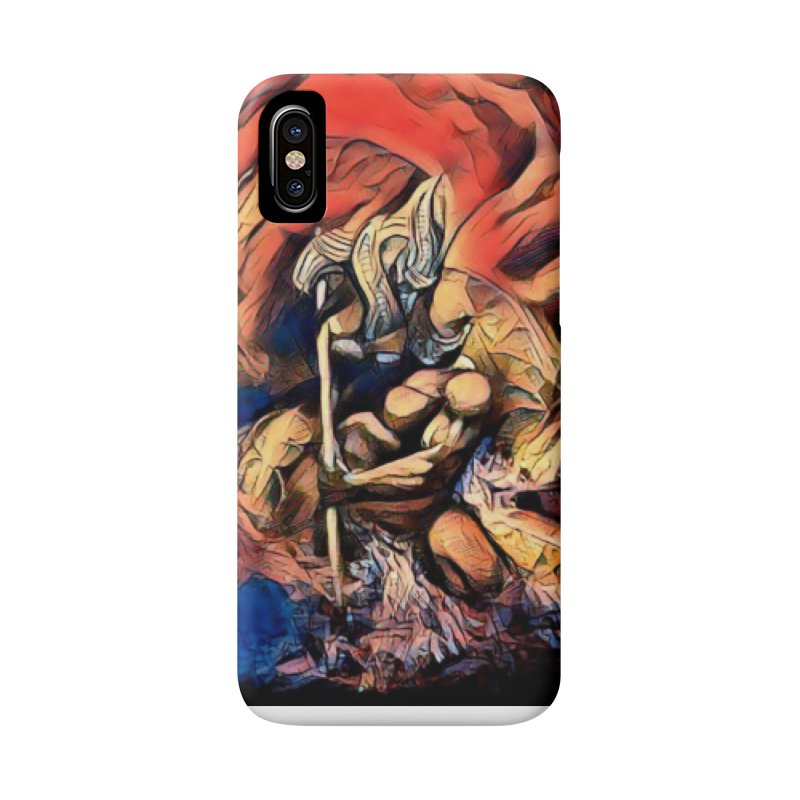 Battle at sea Accessories Phone Case by Artdrips's Artist Shop
