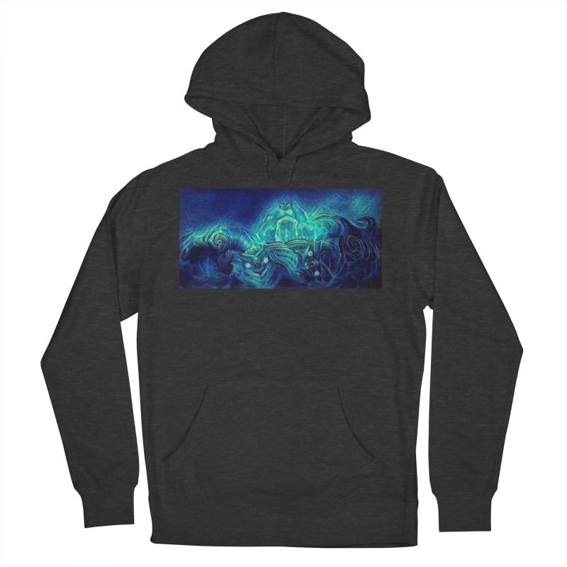 Mythical creatures Women's French Terry Pullover Hoody by Artdrips's Artist Shop