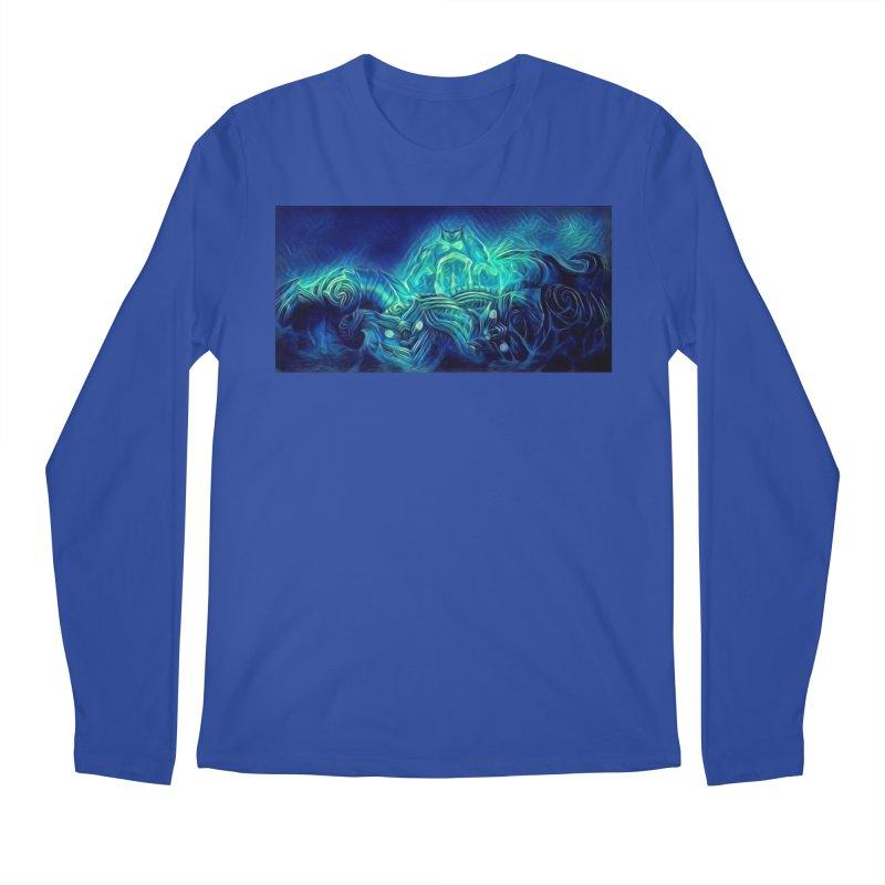 Mythical creatures Men's Regular Longsleeve T-Shirt by Artdrips's Artist Shop