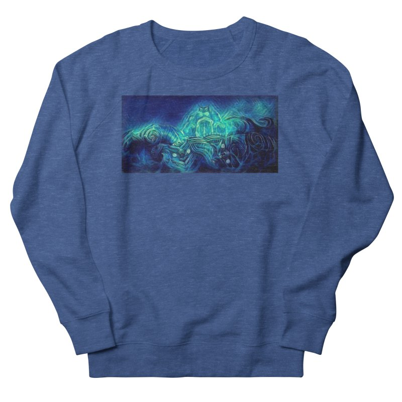 Mythical creatures Women's French Terry Sweatshirt by Artdrips's Artist Shop