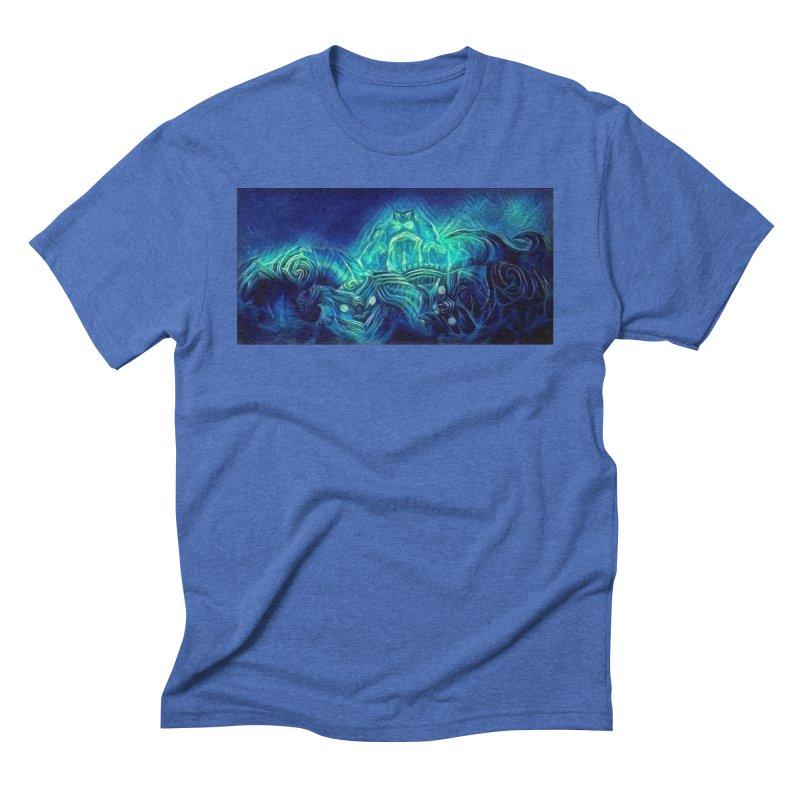 Mythical creatures Men's Triblend T-Shirt by Artdrips's Artist Shop