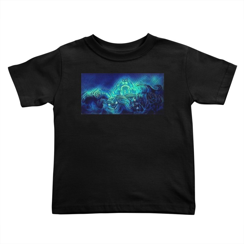 Mythical creatures Kids Toddler T-Shirt by Artdrips's Artist Shop