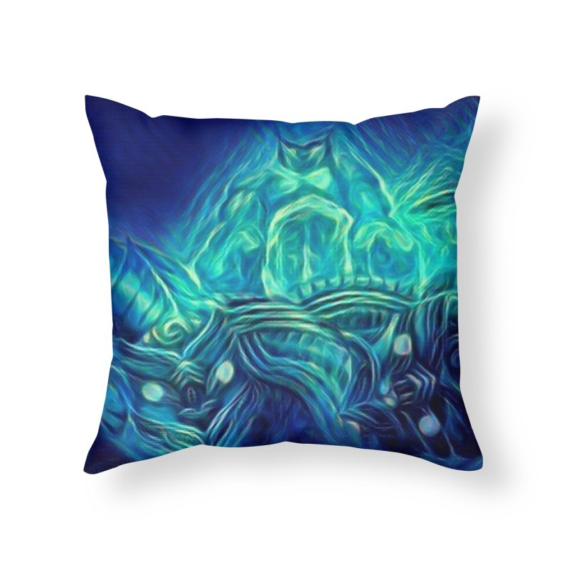 Mythical creatures Home Throw Pillow by Artdrips's Artist Shop