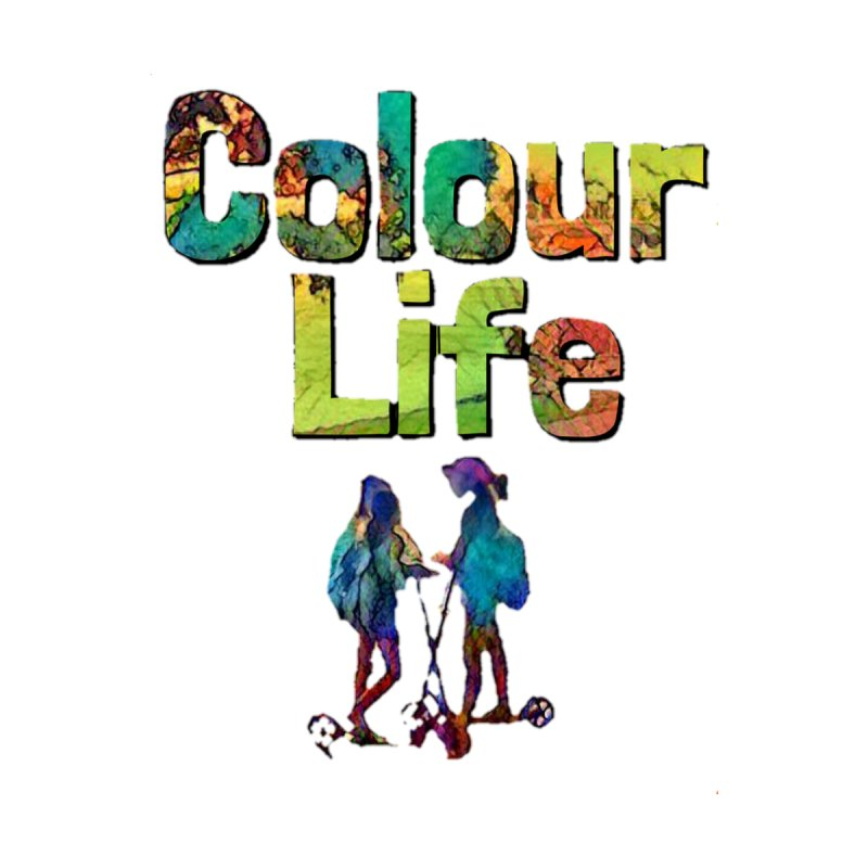 Colour Life by Artdrips's Artist Shop