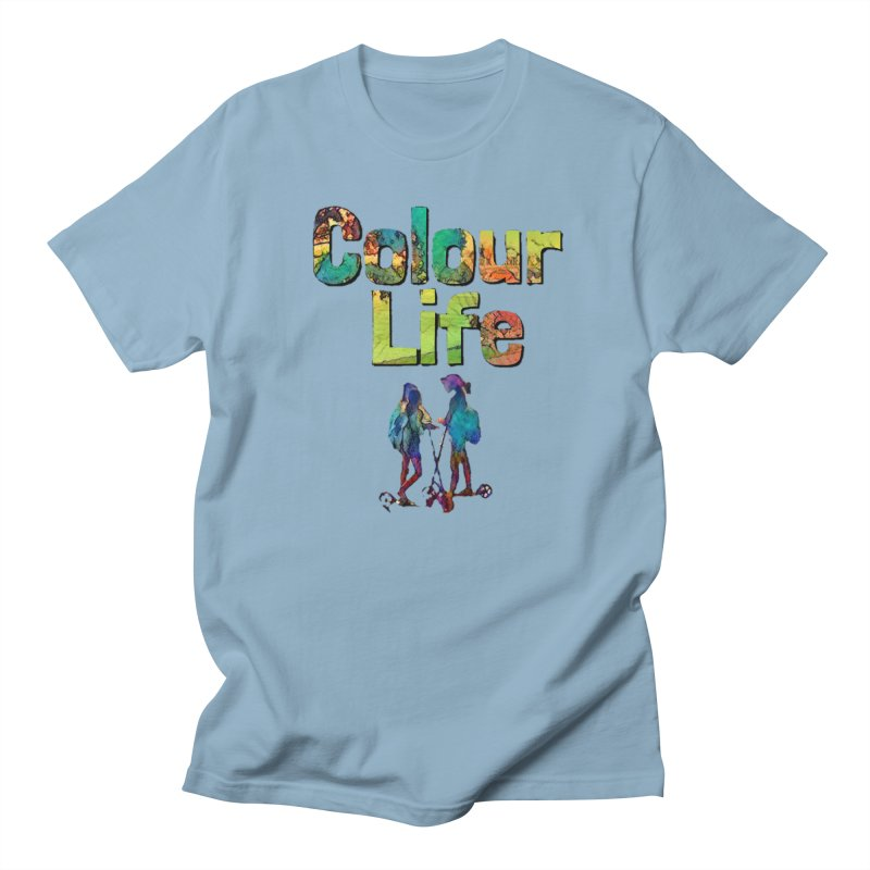 Colour Life Women's Regular Unisex T-Shirt by Artdrips's Artist Shop