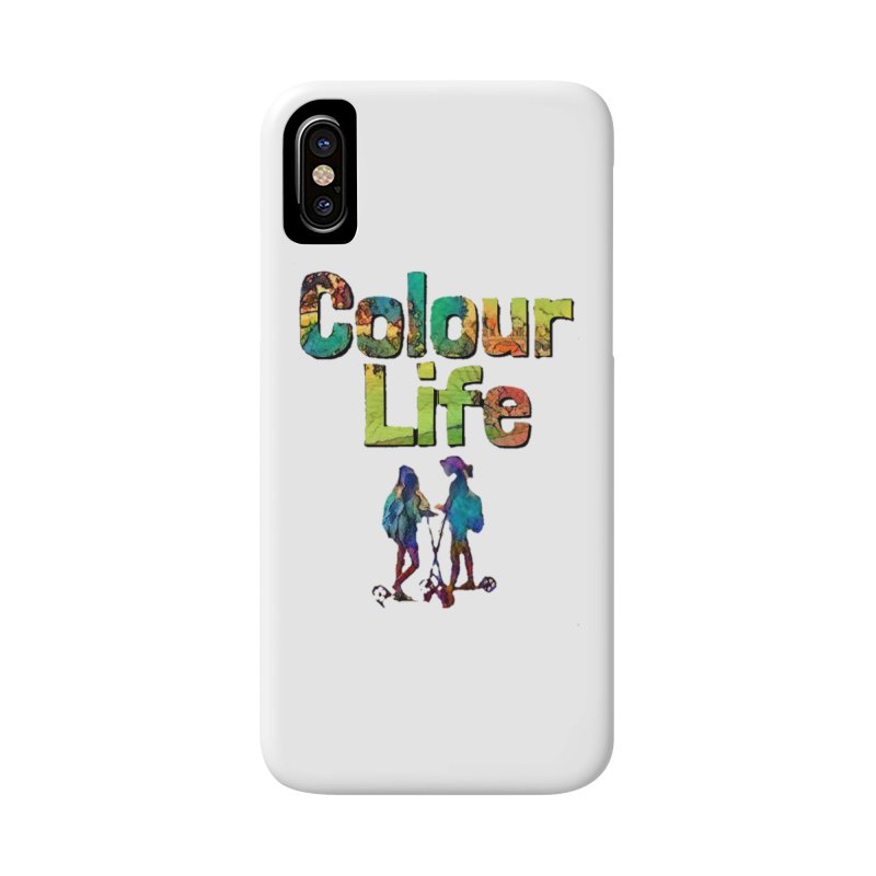 Colour Life Accessories Phone Case by Artdrips's Artist Shop