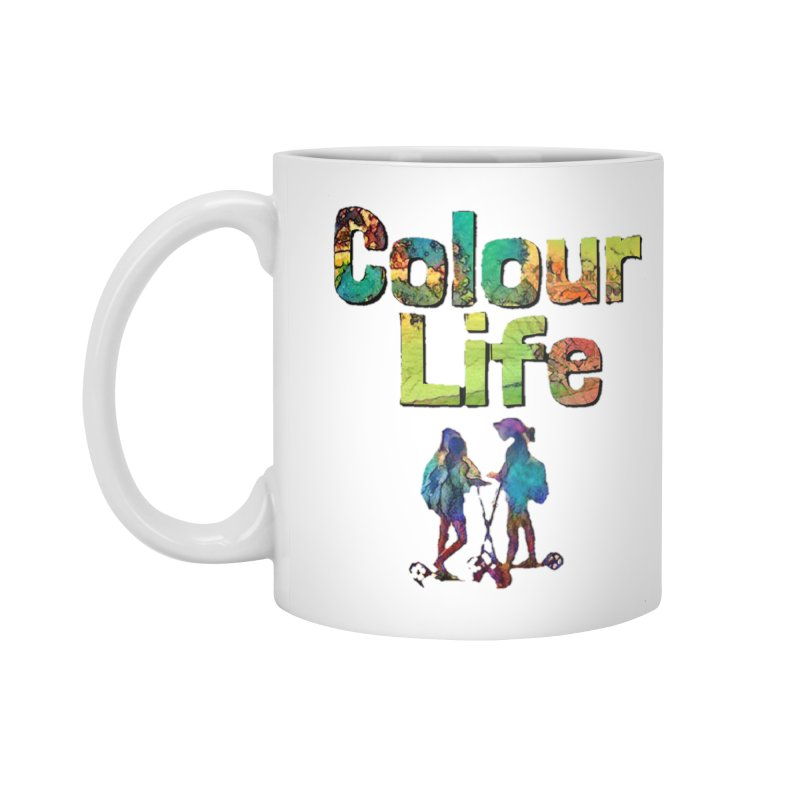 Colour Life Accessories Mug by Artdrips's Artist Shop