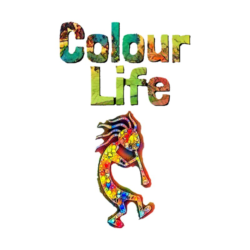 Colour Life with Music by Artdrips's Artist Shop