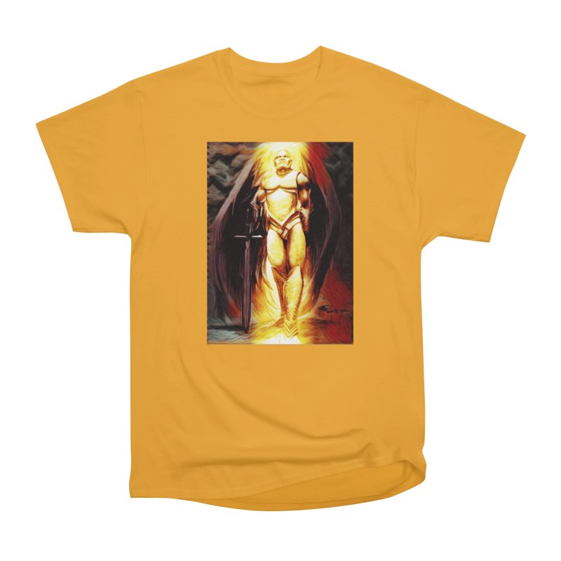Guardian Angel Men's Heavyweight T-Shirt by Artdrips's Artist Shop