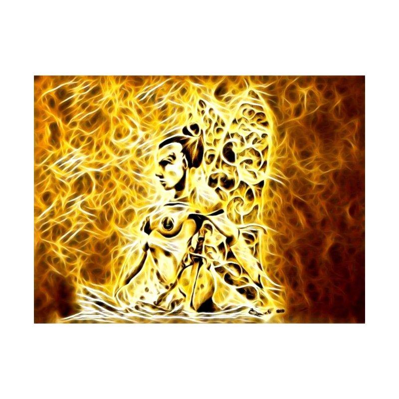 Golden Warrior Fairy by Artdrips's Artist Shop