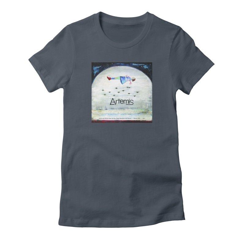 2017 ARTEMIS COVER ART Women's T-Shirt by Artemis Journal's Artist Shop