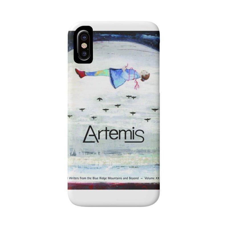 2017 ARTEMIS COVER ART Accessories Phone Case by Artemis Journal's Artist Shop