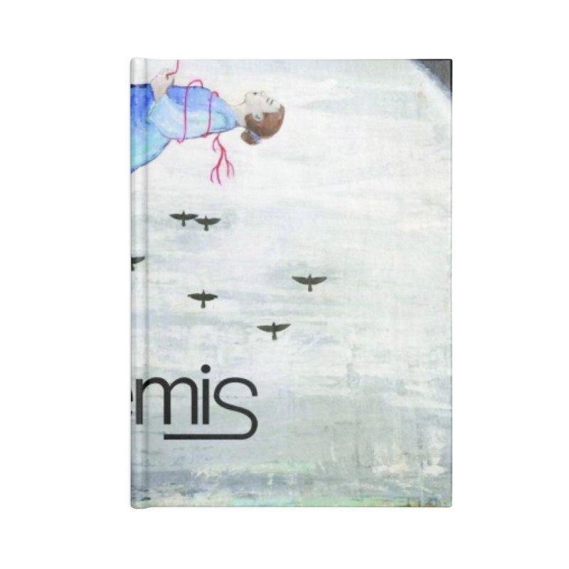 2017 ARTEMIS COVER ART Accessories Notebook by Artemis Journal's Artist Shop