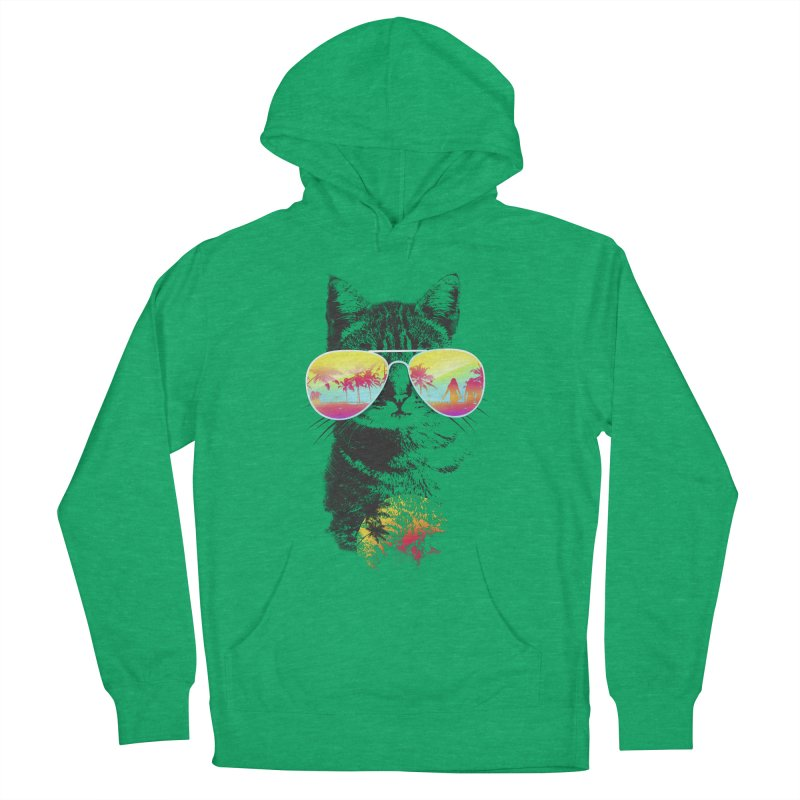 Cat Breeze Men's Pullover Hoody by Artemple Shop