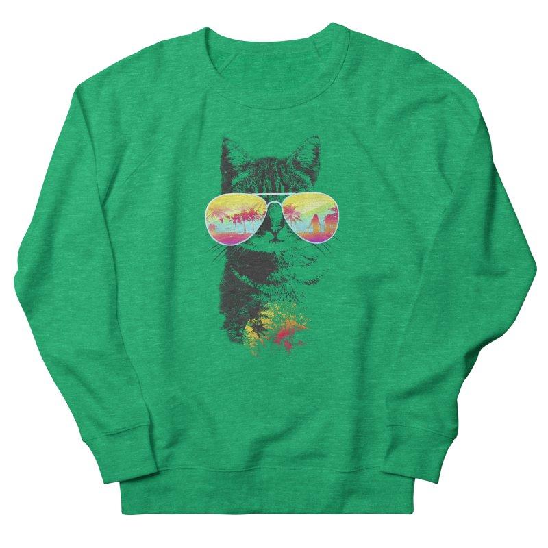 Cat Breeze Women's Sweatshirt by Artemple Shop