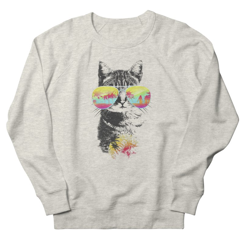 Cat Breeze Women's Sweatshirt by Artemple Shop